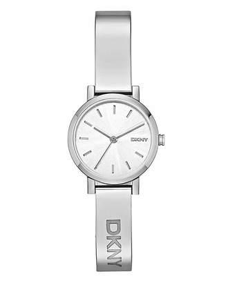 DKNY Ladies Logo Watch