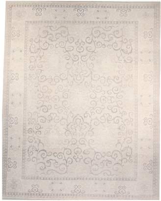 F.J. Kashanian Peshawar Hand-Knotted Wool Rug