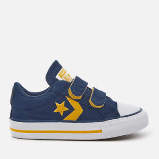 fdfcaed7bab65d Converse Toddlers  Star Player Ev 2V Ox Trainers