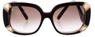 Louis Vuitton Anemone Square Sunglasses