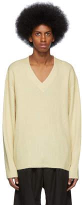 Hope Beige Low Sweater