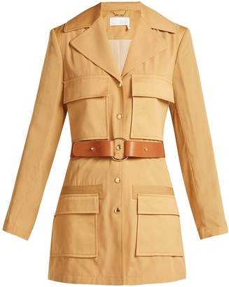 Chloé Patch pocket jacket