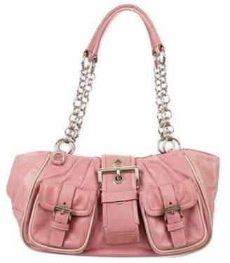 Prada Nappa Chain Bag Pink Nappa Chain Bag