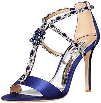 Badgley Mischka Women's Georgia Dress Sandal $92.92 thestylecure.com