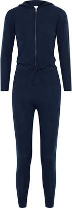 Iris & Ink Alicia Cashmere Hooded Jumpsuit
