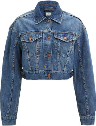 Ksubi Jett Elixir Blue Denim Jacket