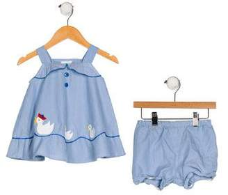 Florence Eiseman Girls' Two-Piece Set