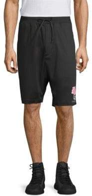 Y-3 Sateen Drawstring Shorts