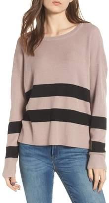 BP Varsity Stripe Sweater