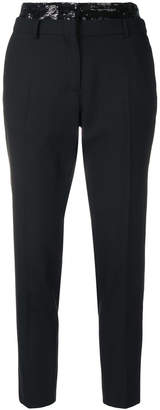 IRO cropped tailored trousers
