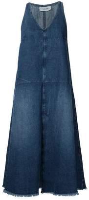 Rachel Comey denim maxi dress