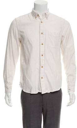 Adam Kimmel x Carhartt Casual Button-Up Shirt