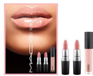 M·A·C MAC Cosmetics MAC Nude Lip Trio