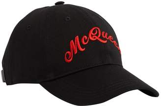Alexander McQueen Logo Cap