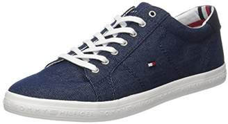 54e88b6fe5a6c6 Tommy Hilfiger Essential Long Lace Sneaker