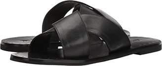 Frye Women's Ally Criss Cross Slide Sandal