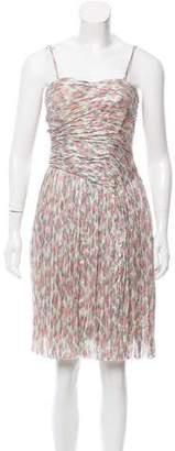 Thakoon Printed Silk Dress w/ Tags
