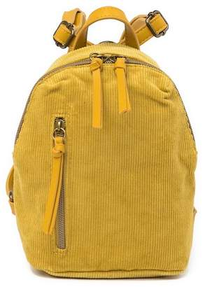T-Shirt & Jeans Corduroy Mini Backpack