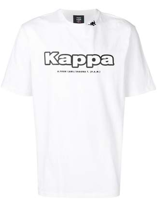 Kappa classic logo T-shirt