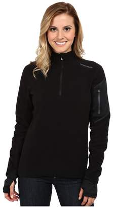 Hot Chillys La Montana Zip-T Women's Long Sleeve Pullover