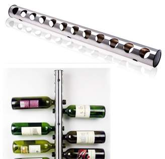 Wall Mount Wine Bottle Rack Shopstyle