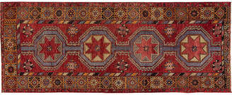 "One Kings Lane Vintage Antique Turkish Rug - 5'2"" x 13'2"" - Apadana"