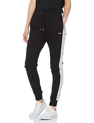842f000c11c6 Fila Women's Flora Sweat Pants Wmn Up Sports Trousers,(Manufacturer Size: )