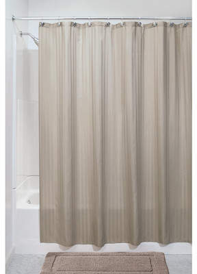 InterDesign Satin Stripe Shower Curtain