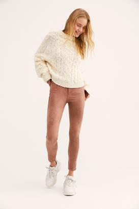 2c613986e2 Suede Skinny Jeans - ShopStyle UK
