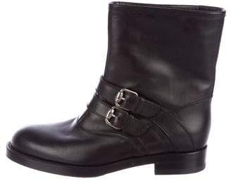 Gucci Margarett Biker Boots
