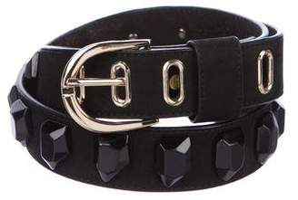 Diane von Furstenberg Studded Hip Belt
