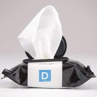 Blade + Blue Duke Cannon Cooling Field Towel Wipes