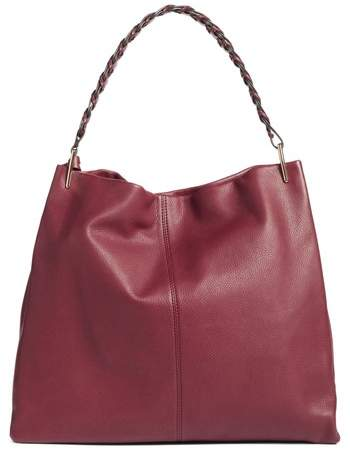 Vince Camuto Ruedi Leather Tote - Red