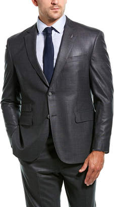 Michael Bastian Gray Label Wool Suit