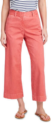 Vineyard Vines High Waist Cropped Chino Pants