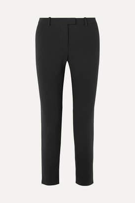 Altuzarra Henri Cady Straight-leg Pants - Black
