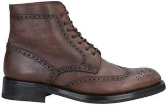 Bros. Ankle boots