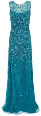 Jenny Packham Assana Beaded Gown