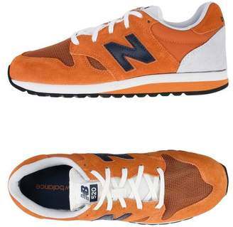 520 SPRING SUEDE/TEXTILE - FOOTWEAR - Low-tops & sneakers New Balance JRQvL0C