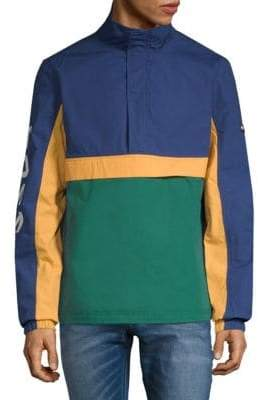 Tommy Hilfiger Retro Block Cotton Jacket