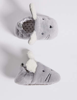 Marks and Spencer Baby Bunny Pram Shoes