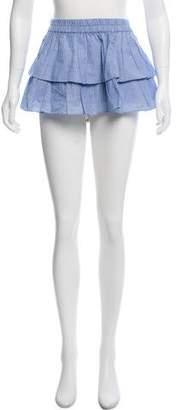 Thayer Ruffled Mini Skirt