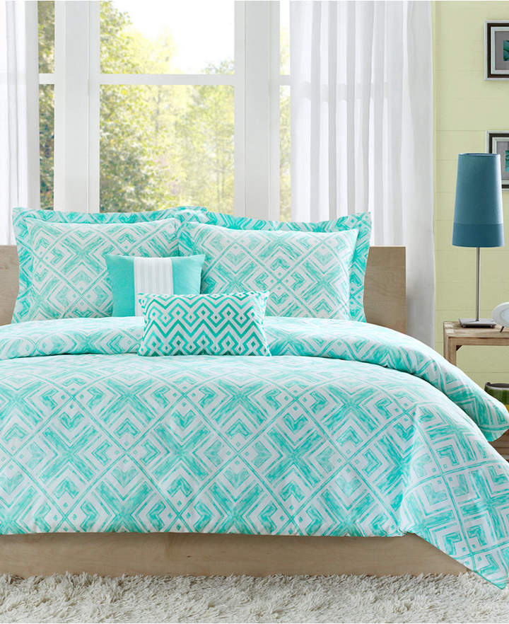 Intelligent Design Laurent 4-Pc. Twin/Twin Xl Comforter Set Bedding