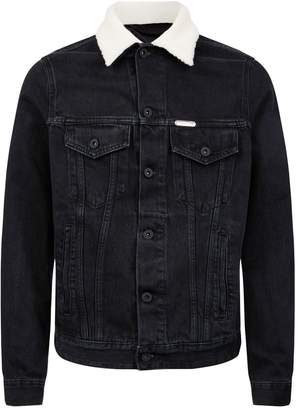 Off-White Eagle Denim Jacket