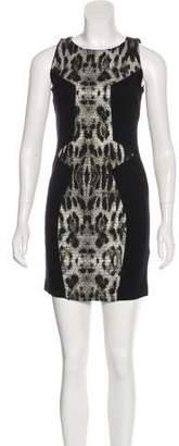 Rebecca Minkoff Metallic Mini Dress w/ Tags