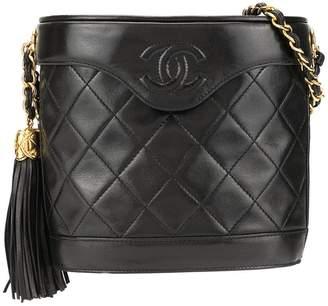 Chanel Pre-Owned fringe shoulder bag