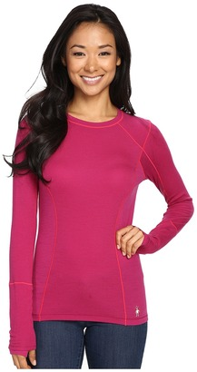 Smartwool - PhD Light Long Sleeve Shirt Women's Long Sleeve Pullover $85 thestylecure.com