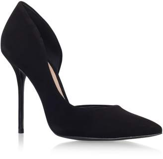Kurt Geiger London ANJA Suede Court Shoes