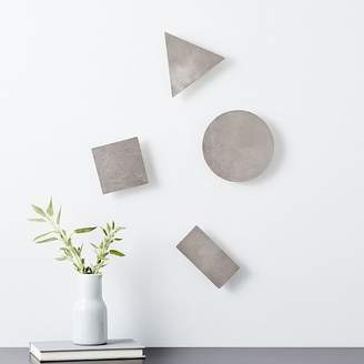 west elm Confetti Wall Art (Set of 4)