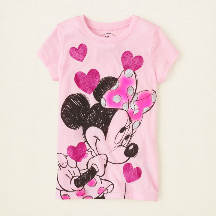 Children's Place Minnie Mouse graphic tee